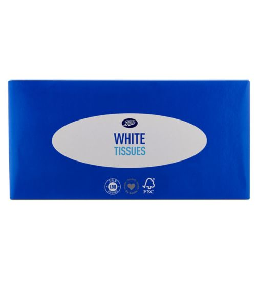 Boots Essentials Tissues 2ply Box 150