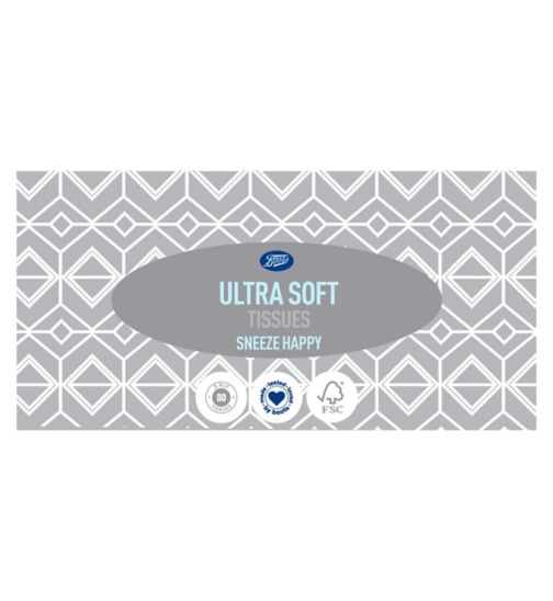 Boots Ultra Soft Tissues 3ply 80s