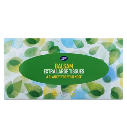 Boots Ultra Balsam Tissues 3ply 50