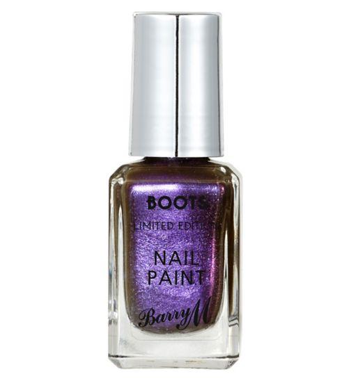 boots nail polish