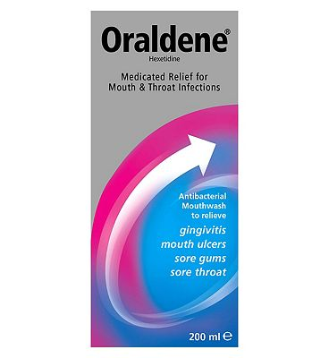 Oraldene Mouthwash 200ml