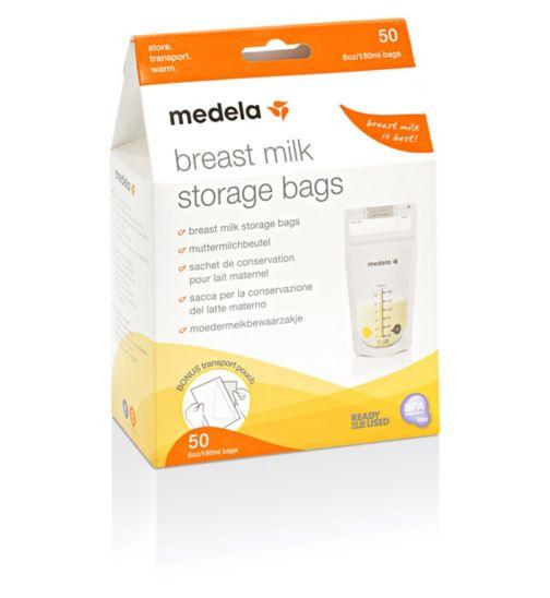 5af14e2238b26 Medela Breastmilk storage bags 50s