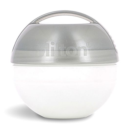Milton soother steriliser silver colour