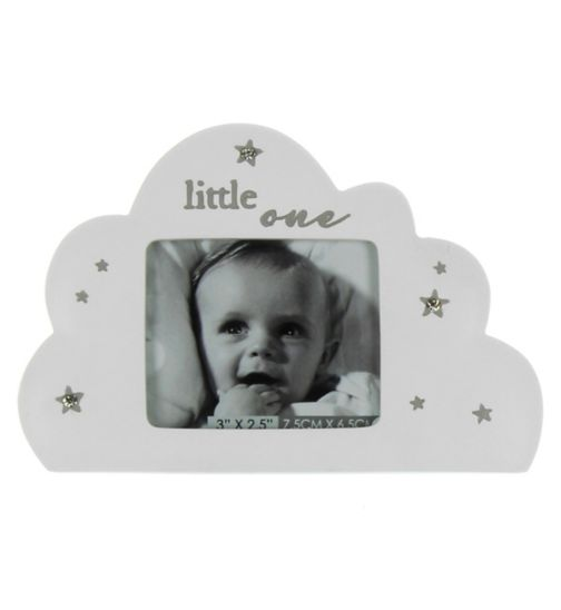 Widdop resin cloud picture frame