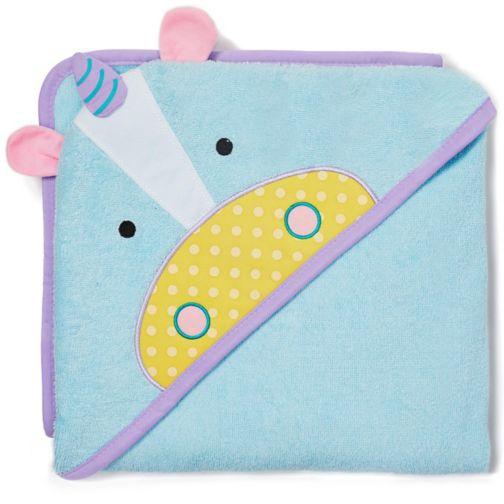 Skiphop Zoo Hooded Towel - Unicorn