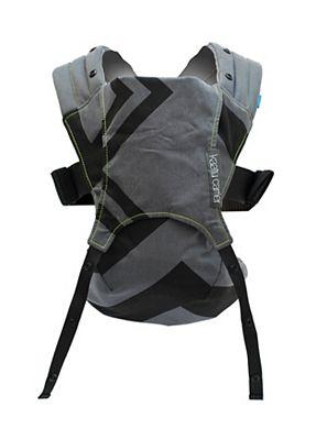 Diono Kaatu Baby Carrier - Charcoal Grey Black Zigzag Infant Insert