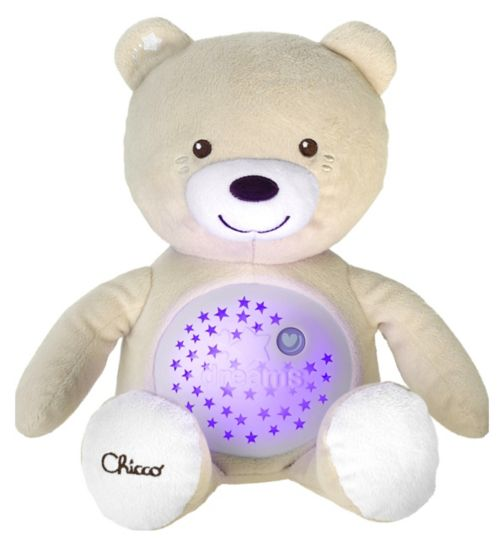 Chicco Toy Baby Bear Cream