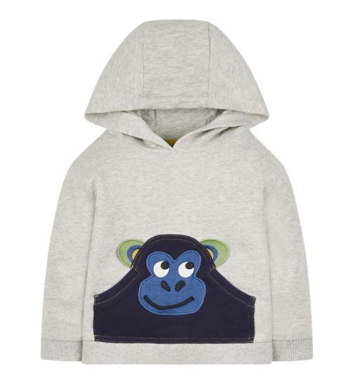 Mini Club Monkey Hoodie