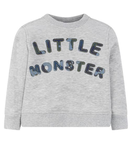 Mini Club Monster Sweat Top