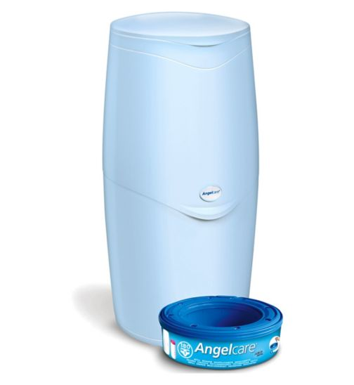 Nappy Disposal System - UK Blue