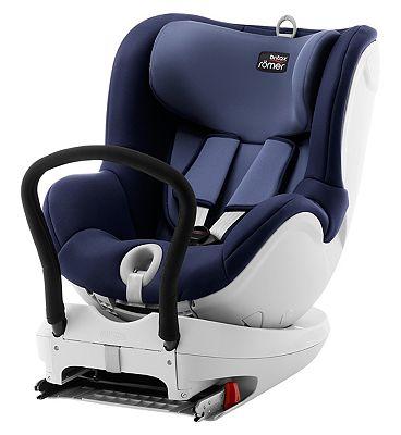 Britax Römer Dualfix Car Seat – Moonlight Blue