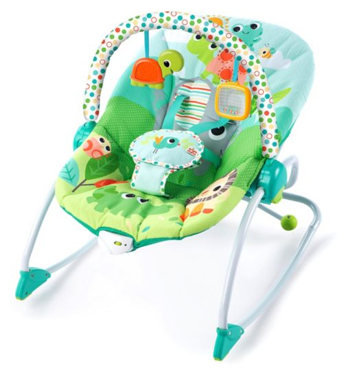 Playful Parade Baby to Big Kid Rocker