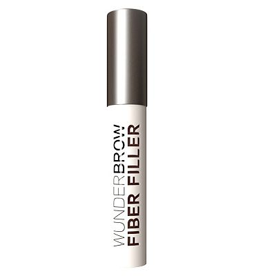 WUNDER2 WUNDERBROW FIBER FILLER Long-Lasting & Conditioning Eyebrow Powder Auburn