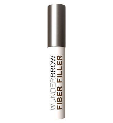 WUNDER2 WUNDERBROW FIBER FILLER Long-Lasting & Conditioning Eyebrow Powder Brunette