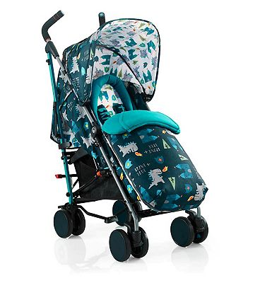 Cosatto Supa Stroller – Dragon Kingdom