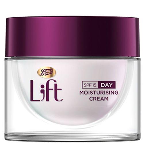 Boots L;ft Good Morning SPF15 Day Moisturising Cream 50ml