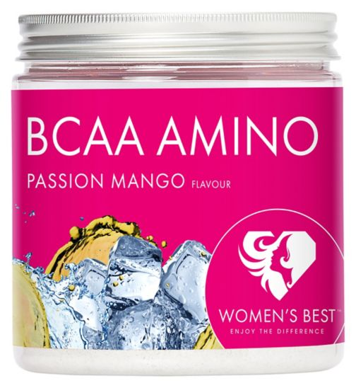 Women's Best BCAA Amino - Passion Mango Flavour (200g)