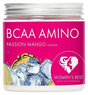 Women's Best BCAA Amino Passion Mango Flavour - 200g