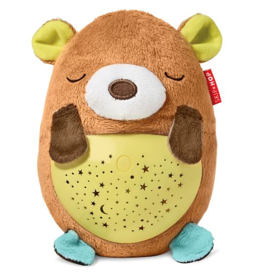 Moonlight & Melodies Hug Me Bear Projection Soother