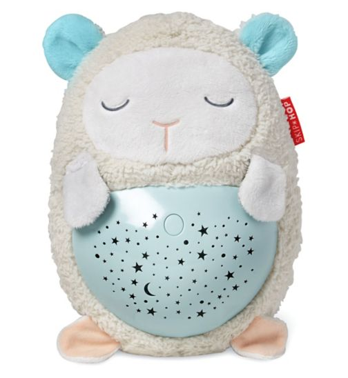 Moonlight & Melodies Hug Me Lamb Projection Soother