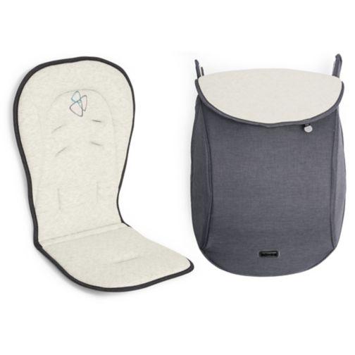 Tutti Bambini Pushchair Comfort Pack - Liquorice