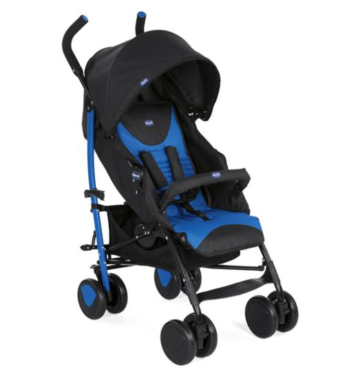 Chicco New Echo Complete Mr Blue