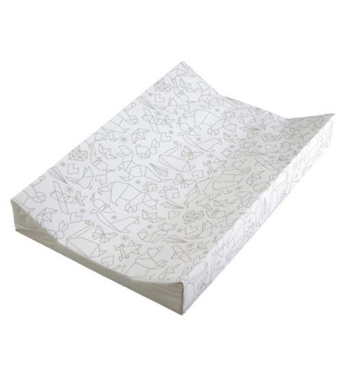 East Coast Wedged Shaped Changing Mat Mini Origami