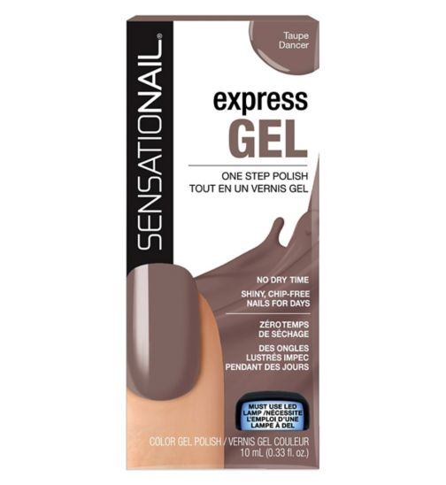 SensatioNail Express Gel - Taupe Dancer
