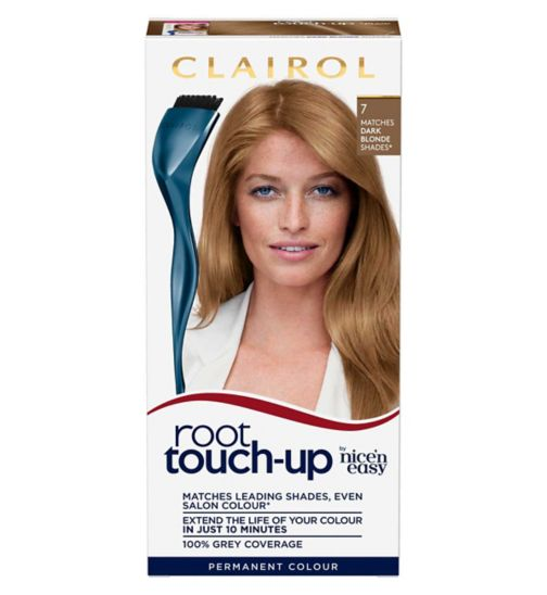 Clairol Root Touch Up 7 Dark Blonde Hair Dye