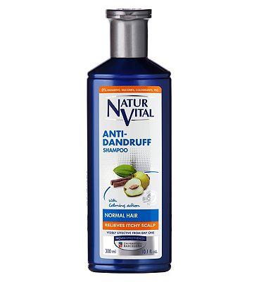 Natur Vital Anti Dandruff Shampoo Normal