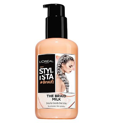 l'oreal stylista the braid milk hair styling cream 200ml