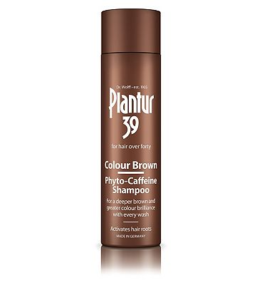 Plantur 39 Colour Brown Shampoo