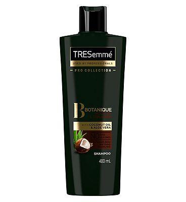 TRESemm Botanique Nourish & Replenish Shampoo 400ml