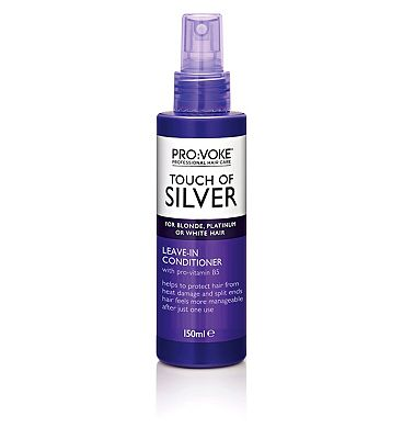 PRO:VOKE Touch Of Silver Leave-In Conditioner 150ml