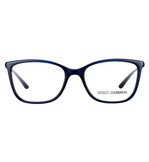 3f2ea906c3f Dolce   Gabbana DG5026 Women s Glasses- Blue