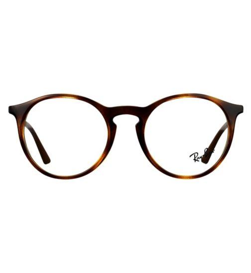 efa0eaf7064 Ray-Ban RB7132 Women s Glasses - Havana