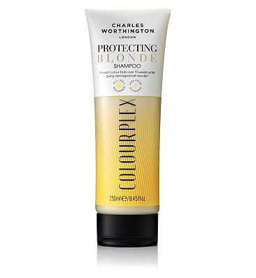 Charles Worthington ColourPlex Protecting Blonde Shampoo 250ml