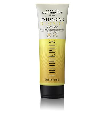 Charles Worthington ColourPlex Enhancing Blonde Shampoo 250ml