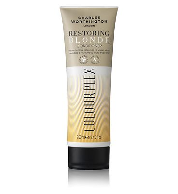 Charles Worthington ColourPlex Restoring Blonde Conditioner 250ml