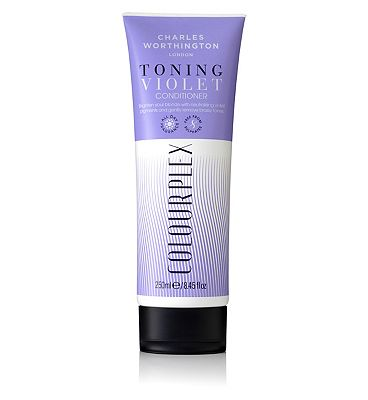 Charles Worthington ColourPlex Toning Violet Conditioner 250ml