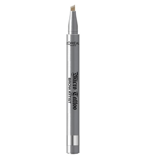L'Oreal Paris Brow Artist Micro Tattoo 24hr Eyebrow Definer