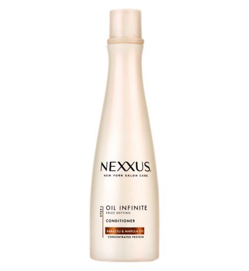 Nexxus Oil Infinite Conditioner  for Frizzy, Dull Hair 250 ml