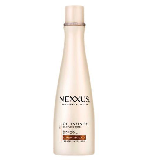 Nexxus Oil Infinite Shampoo for Frizzy, Dull Hair 250 ml