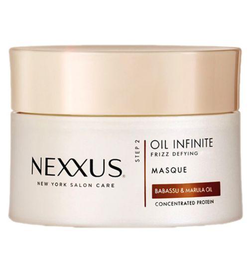 Nexxus Oil Infinite Hair Masque for Frizzy, Dull Hair 190 g