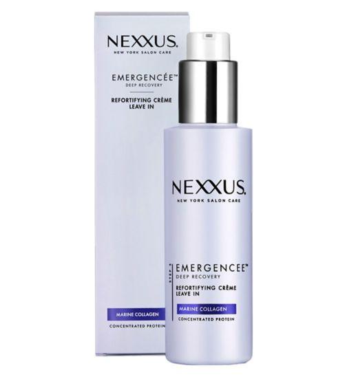 Nexxus Emergencée Leave-In Crème for Damaged Hair 150 ml