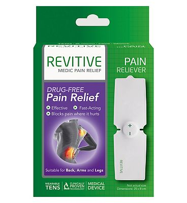 REVITIVE Wearable TENS Pain Reliever