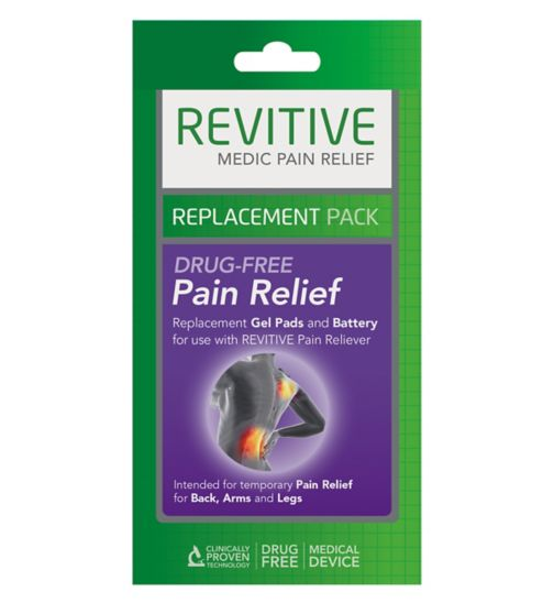 REVITIVE Wearable TENS Replacement Pack