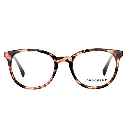 9b438b6d638 Longchamp LO2608 Women s Glasses-Pink