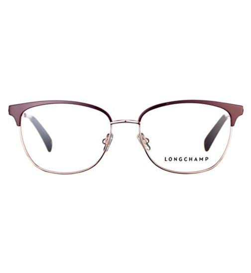 cfcf0f8bc0 Longchamp LO2103 Women s Glasses-Gold