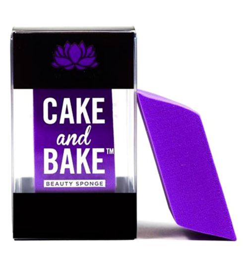 Vera Mona Cake and Bake Liquid and Powder Beauty Sponge